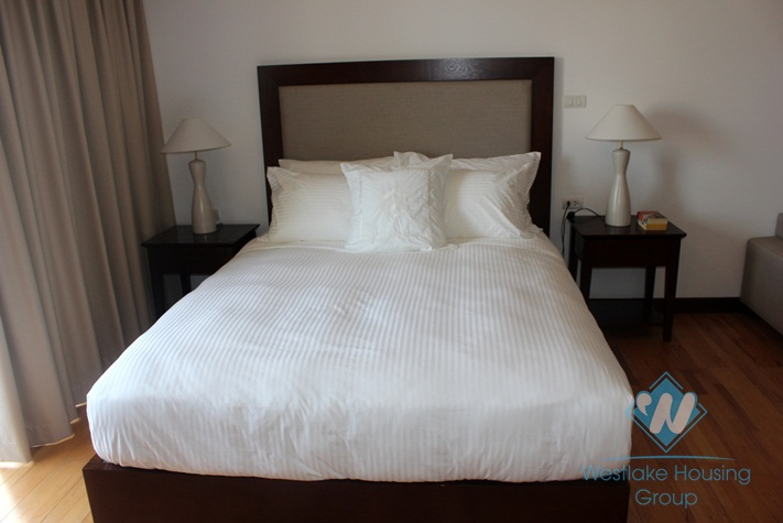 Modern studio for rent in Elegant Suit Dang Thai Mai, Tay Ho, Ha Noi