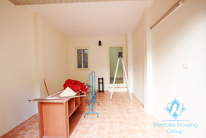 Unfurnished house for rent in Ciputra Compound, Tay Ho, Ha Noi