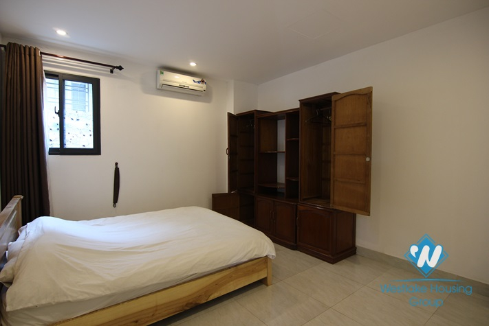 New 2 bedroom apartment for rent on Au Co, Tay Ho, Ha Noi