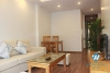 Nice apartment with 1 bedroom and a small balcony for rent in Cau Giay, Hanoi