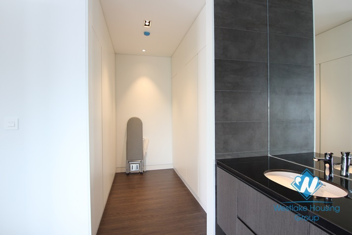 Beautiful apartment with modern design in To Ngoc Van st, Tay Ho district
