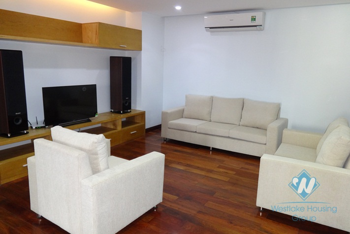Brand new serviced apartment for lease in Thuy Khue Tay Ho Ha Noi