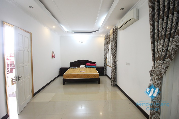 Bright house for rent in Ciputra Compound, Tay Ho, Ha Noi