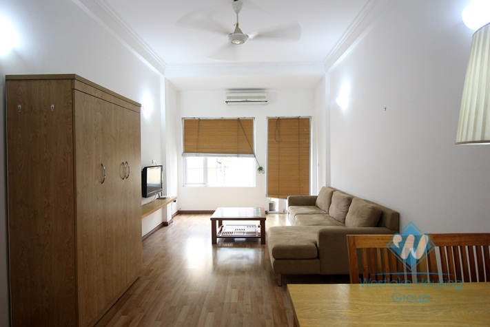 A simple and lovely apartment for rent in Hai Ba Trung district