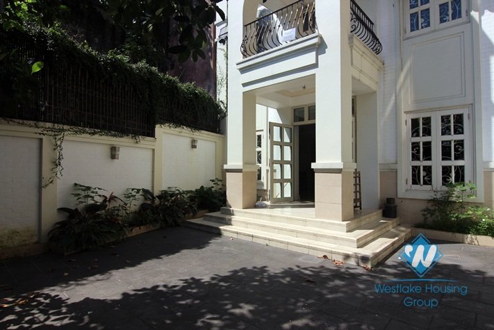 A gorgeous and new house for rent in Tay ho, Ha noi