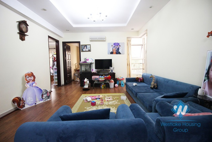 Cheap price 03 bedroom apartment for rent in Ciputra, Tay Ho, Ha Noi