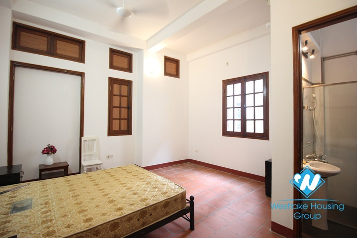 Nice house for rent beside Hoan Kiem lake, Hoan Kiem district Ha Noi
