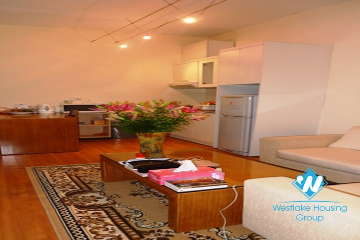 High quality apartment for rent in Ba Dinh district, Hanoi