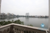 Lake view, separate 01 bedroom apartment for rent in Tay Ho, Hanoi.