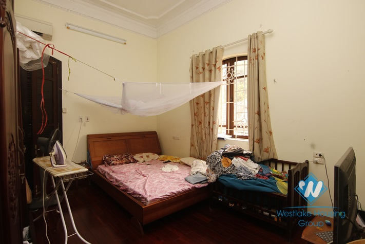 Nice 06 bedrooms house for rent in Ngoc Thuy street, Long Bien area.