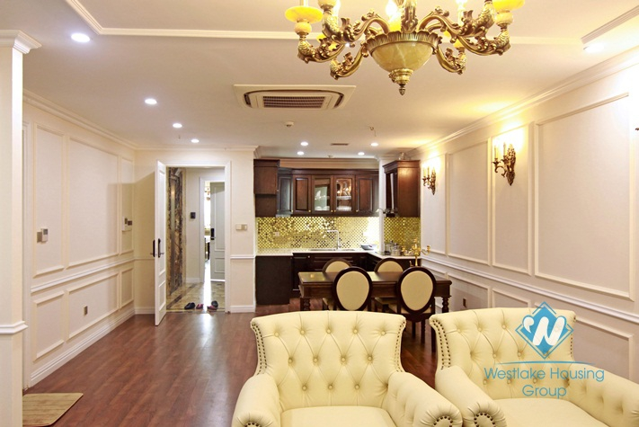 Luxury and Morden Studio For Rent In Hai Ba Trung area.