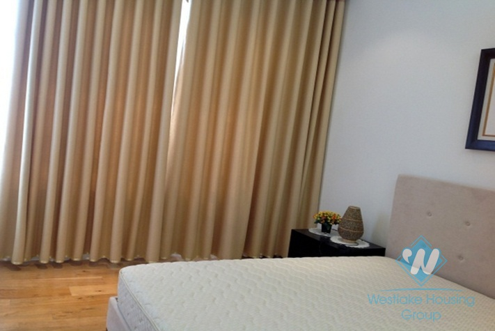 116sqm with 3 bedroom apartment for rent in Indochina Plaza, Xuan Thuy, Cau Giay