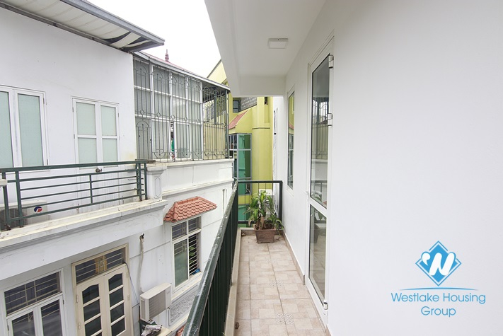 02 bedroom apartment for rent in Dong Quan st, Cau Giay District