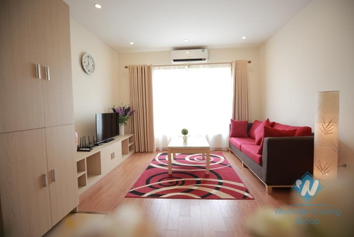 One bedroom apartment for rent close to big C, Cau Giay district, Ha Noi