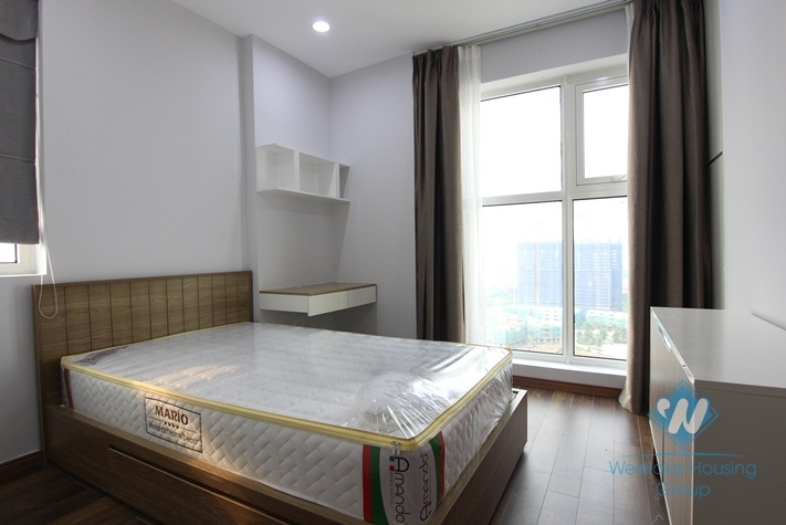 Nice and new two bedrooms apartment for rent in Ciputra Uban, Ha Noi