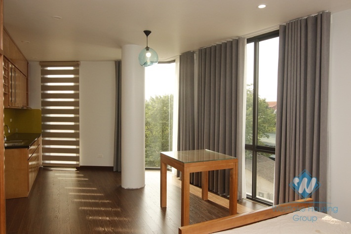 A studio apartment for rent near  French school Long Bien district, Ha Noi