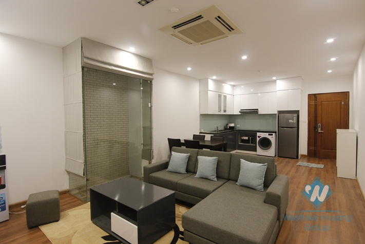 Big one bedroom apartment for rent in city center, Hai Ba Trung district, Ha Noi