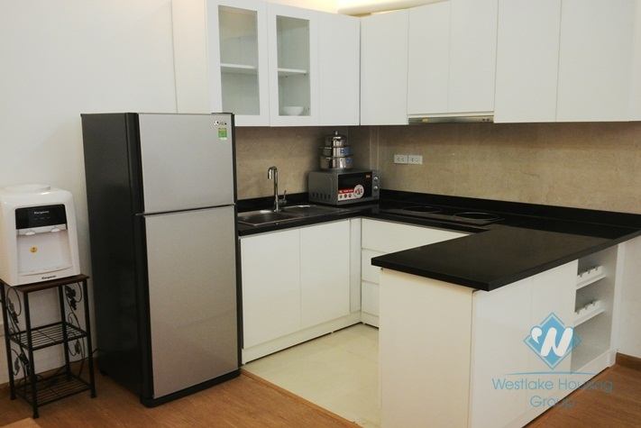Beautiful 01 bedroom apartment for rent near Lotte center, Hanoi