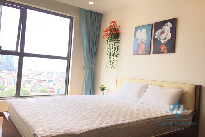 Nice 2 bedroom apartment in Golden Plam, Thanh Xuan for rent