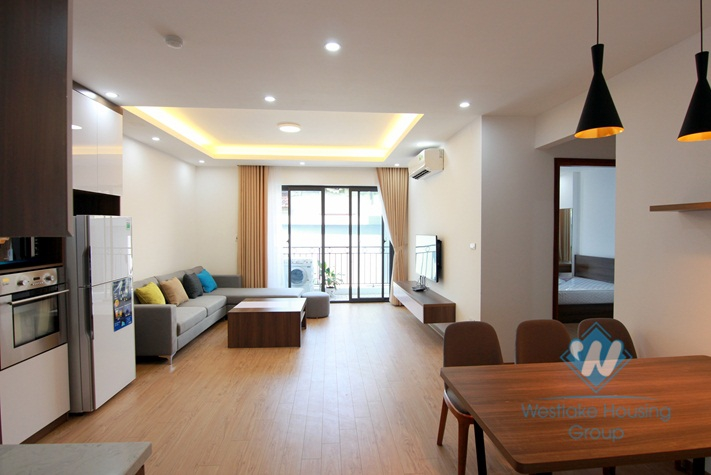 Spacious and modern apartment  in Au Co, Tay Ho, Hanoi