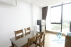 Bright 1 bedroom apartment for rent in Cau Giay District, Hanoi