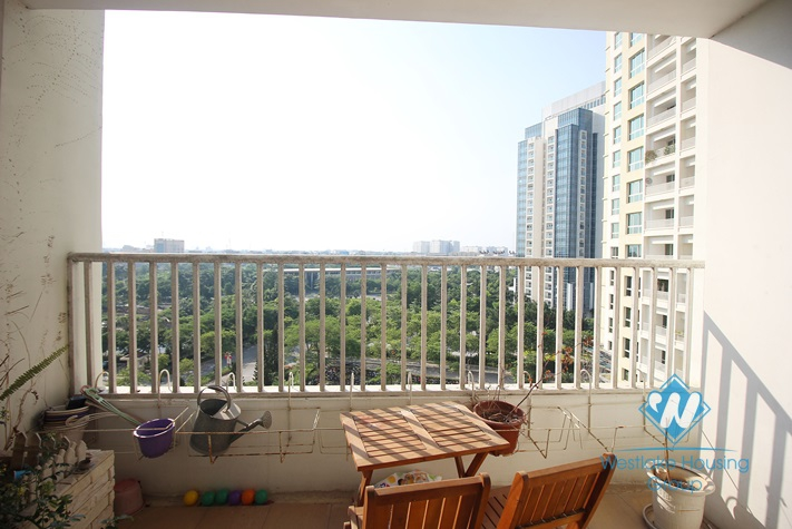 An affordable and beautiful 3 bedroom apartment for rent in Ciputra