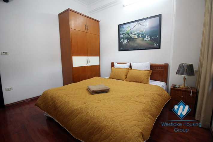 A nice 6 bedroom house for rent in Dong Da, Ha noi