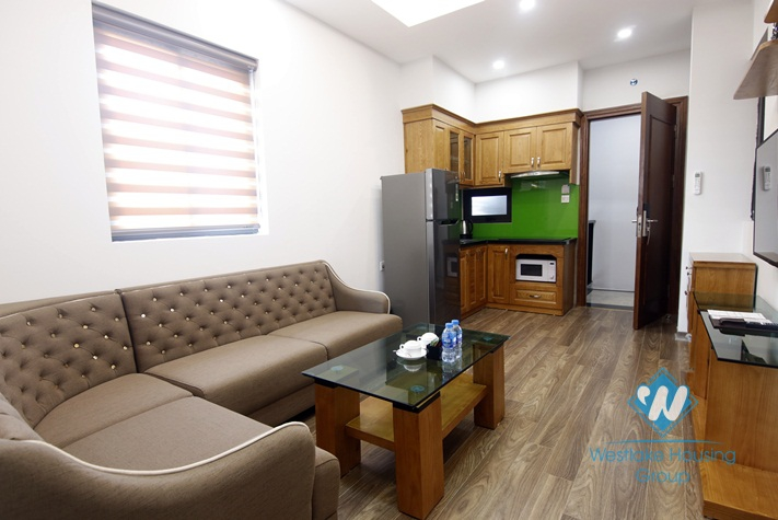 A brand new apartment for rent in Nguyen van huyen, Cau giay