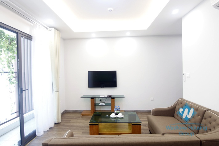 A brand new 1 bedroom apartment for rent in Cau giay, Ha noi
