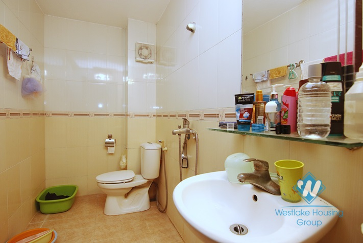 Nice 04 bedrooms house for rent in Dang Thai Mai Street, Tay Ho district.