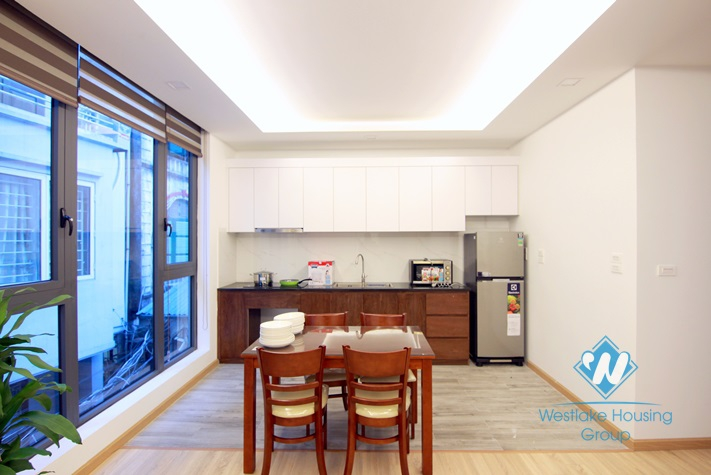 A Brand new and Morden 2 Bedrooms Apartment For Rent in Dang Thai Mai area.