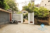 Beautiful 01 bedroom house with big garden for rent in Ngoc Thuy st, Long Bien district, Ha Noi.