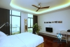 A gorgeously luxury and modern penthouse for rent in Hoan Kiem District