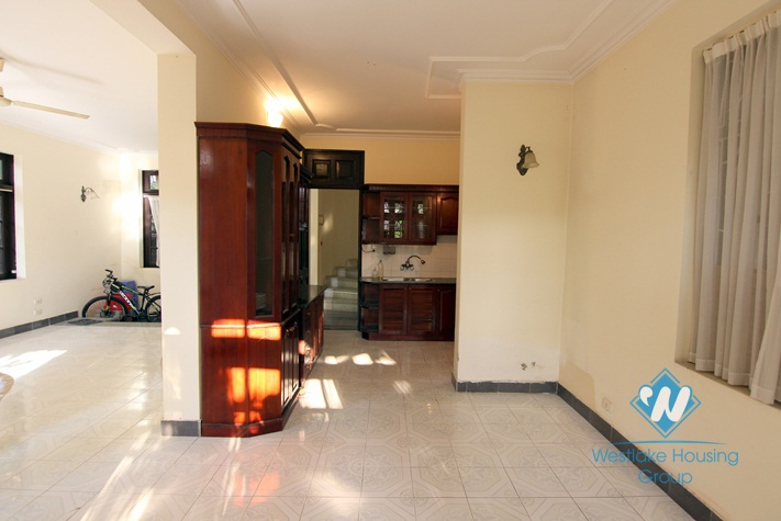 A beautiful house with lake view for rent near Intercontinental Hotel