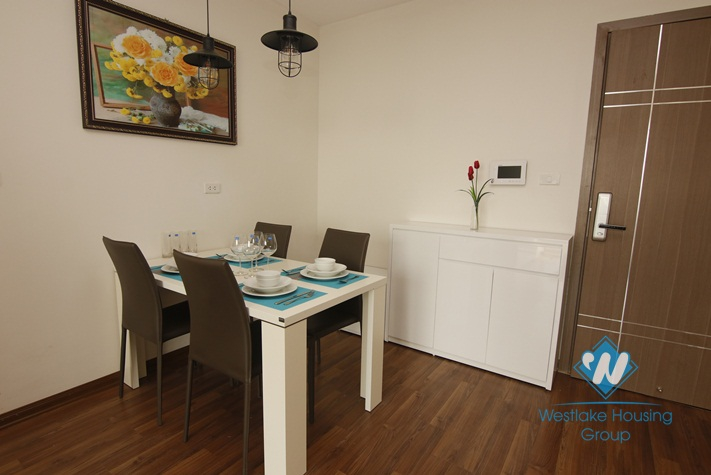 A beautiful and superb apartment for rent in Vinhome Gardenia