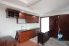 Quality apartment for rent in Truc Bach area, Ba Dinh District