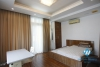 Bright studio apartment for rent in Dang Thai Mai st, Quang An ward, Tay Ho District