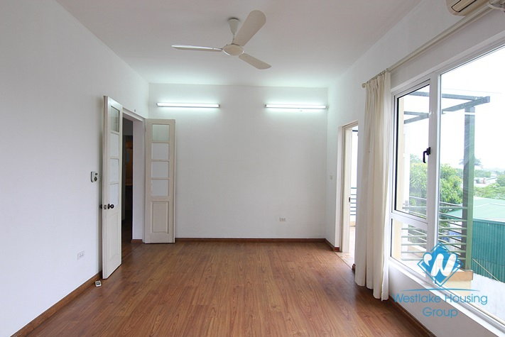 Bright house with swimming pool for rent in Tay Ho Area, Ha Noi
