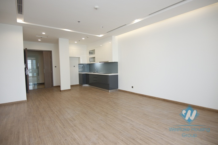 Two bedrooms apartment waiting furnished for rent in Vinhome Metropolis, Ha Noi