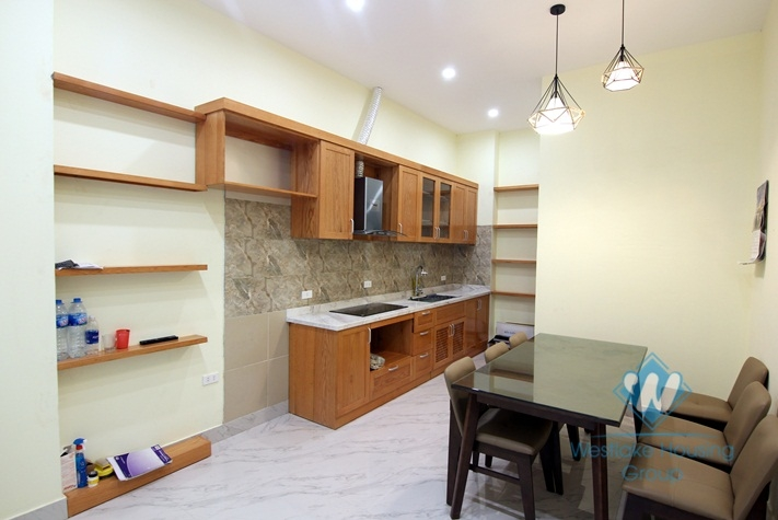 House for rent with big terrace in Tay Ho, Hanoi.