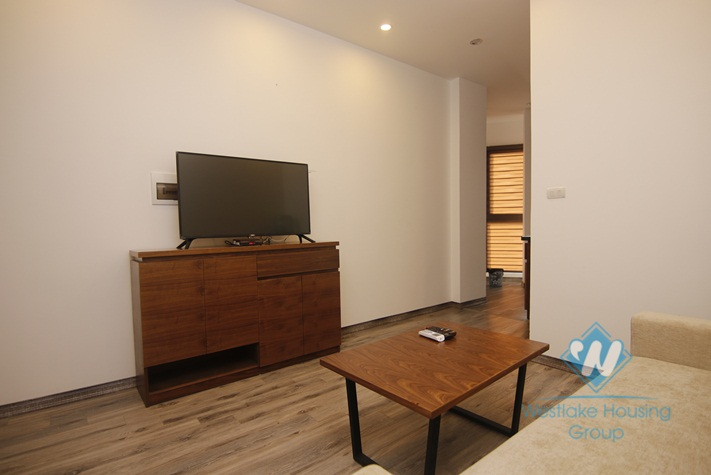 One bedroom aprtment for rent in Vo Chi Cong street, Tay Ho.