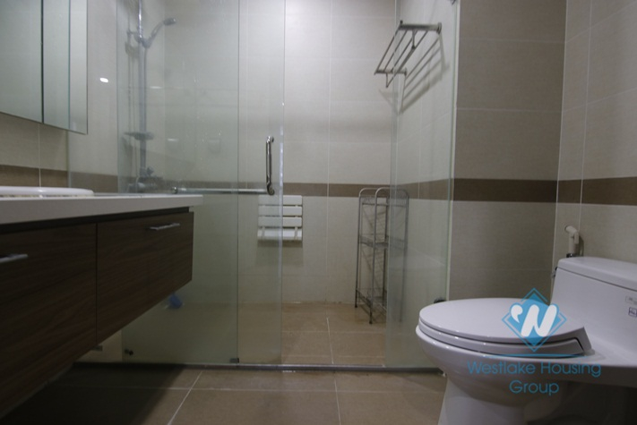 Apartment for rent in Trang An Complex, Cau Giay, Hanoi