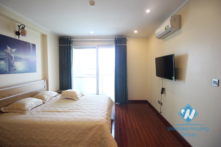 New 3 bedrooms apartment in Ciputra, Tay Ho