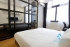 A new-furnished studio for rent in Cau giay, Ha noi