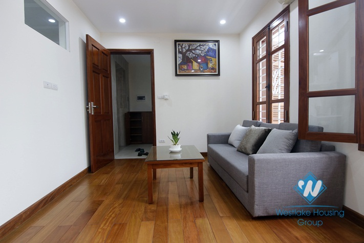 A brand new 1 bedroom apartment for lease in Doi can, Ba dinh, Ha noi