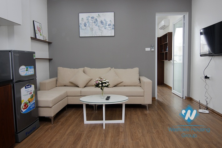 A serviced 1 bedroom apartment for rent in Cau giay, Ha noi