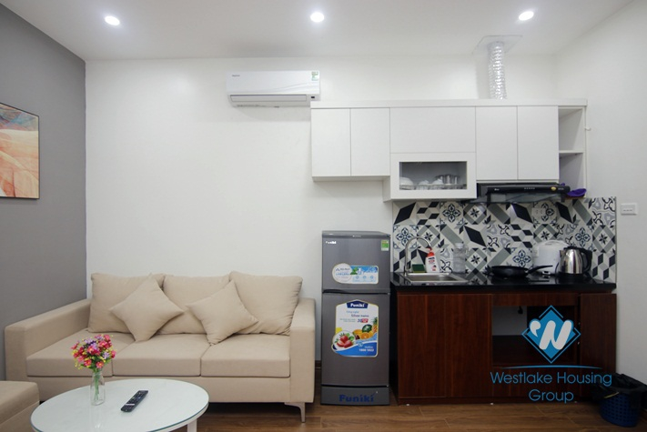 A nice and new apartment for lease in Tran quoc vuong, Cau giay
