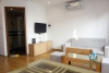 A brand new 1 bedroom apartment for rent in Truc Bach, Ba dinh