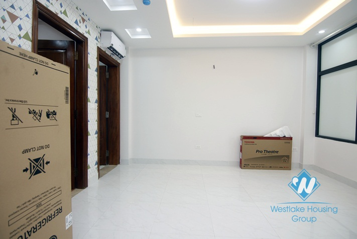 A service 1 bedroom apartment for rent in Dong da, Ha noi