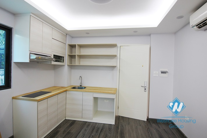 A brand new studio for rent in Tay Ho area.